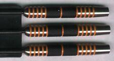 """""""NAPALM"""" 30 gram Steel Tip Darts 90% Tungsten: 1 set: With Accessories"""