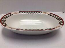 Betty Crocker Country Inn Oval Bowl Citation Stoneware