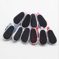 5cm Doll Shoes Denim Canvas Toy Shoes1/6 Bjd For Russian  Doll Sneackers Lt
