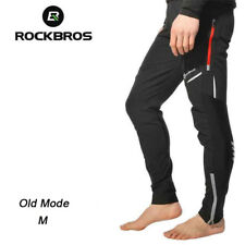RockBros Cycling Casual Pants Bicycle Bike Tights Sports Riding Long Trousers M