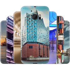Dessana Hamburg TPU Silicone Protective Cover Phone Case Cover For HTC