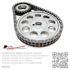 DOUBLE ROW CHAIN INJECTED 304-355 V8 MOTOR [HOLDEN VN-VP-VQ-VR-VS-VT COMMODORE]