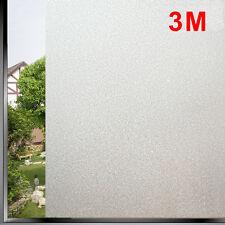 3m Salle De Bain Chambre Verre Maison Film De Fenêtre Confidentialité Gel Givré