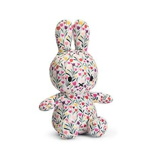 NEW OFFICIAL MIFFY NIJNTJE SITTING TULIP SOFT TOY PLUSH DICK BRUNA COLLECTABLE