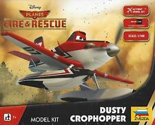 "Disney Planes by Zvezda 1/100 Scale ""Dusty Crophopper"" Model Kit No. 2075"