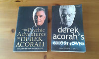 Book The Psychic Adventures Of Derek Acorah & Ghost Towns From The TV Hit Series