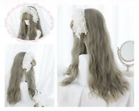 Two Color Dolly Princess Hairpiece Harajuku Sweet Lolita Daily Wig Curly Hair