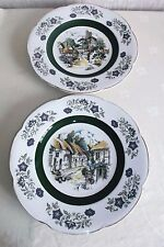 2 x Wood & Sons ASCOT Service Plates.