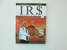 IRS I.R.S. T2 REEDITION TBE/TTBE LA STRATEGIE HAGEN