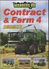 Big Tractor DVD: CONTRACT & FARM 4 (Wanderson)