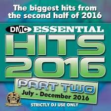 DMC Essential Hits 2016 Part 2 End Year Chart Music DJ CD