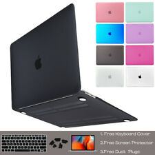"Macbook Pro Air 11 12 13 15 16""inch Plastica Rigida Custodia Case Keyboard Cover"