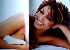 JANET JACKSON 2001 POSTER ADVERT ALL FOY YOU