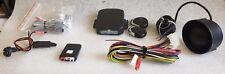 Laserline 211 Car Alarm and Immobiliser with Ultrasonics 2 remote keys