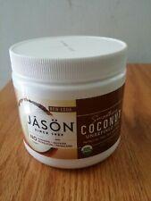 Jason Organic Coconut Oil 15 Ounce
