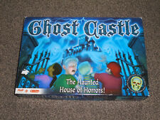 GHOST CASTLE : HAUNTED HOUSE OF HORRORS - RARE 2006 By FLAIR GAMES (FREE UK P&P)