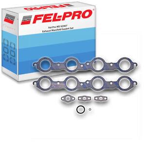 Fel-Pro MS 92467 Exhaust Manifold Gasket Set for 18813 MS16124 Gaskets zo
