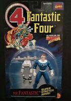 ToyBiz Marvel Comics Fantastic Four - Mr. Fantastic with Super Stretch Arms