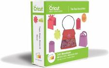 New Sealed Cricut Cartridge, Tags, Bags, Boxes & More