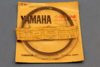 NOS YAMAHA DT400 1975 1976 PISTON RINGS SET 0.25MM OVER SIZE #500-11610-10-00
