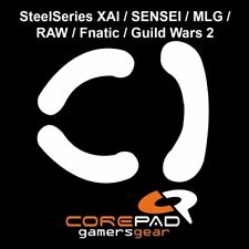 Corepad Skatez Mouse Feet SteelSeries XAI Sensei MLG RAW Fnatic Teflon Steel