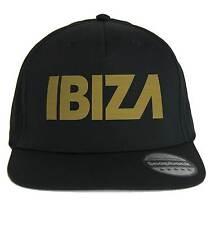 Cappello Ibiza Dj, SnapBack Cappellino discoteca Musica Techno House Electro