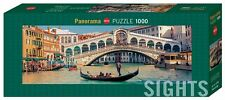 HY29736 - Heye Puzzles - Panorama , 1000 Pièces - Rialto Pont (NEUF POUR 2016)