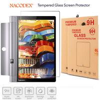 Nacodex HD Tempered Glass Screen Protector For Lenovo Yoga Tab 3 Pro 10.1 inch