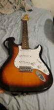Eagletone Electric Guitar (AMP + Sleeve Inlcuded) Brown Sunburst [USED]