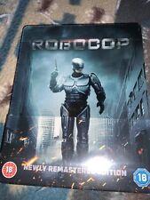 Robocop steelbook UK import