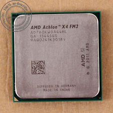 AMD Athlon X4 760K - 3.8 GHz (AD760KWOA44HL) Socket FM2 CPU Processor