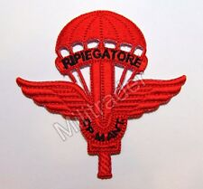 Italy Italian Army Paratrooper Parchute Rigger Badge Patch
