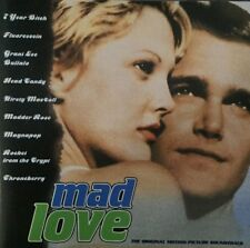 MAD LOVE Soundtrack CD. Brand New & Sealed