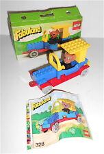 FABULAND LEGO 1979 - full mini set box - set completo in scatola usato 328