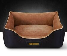 New Fashion Solid Soft Warm Canvas Pet Dog Cat Sofa Bed Cushion 6Color S,M,L