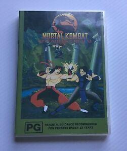 Mortal Kombat : Defenders of the realm Vol 2 - RARE DVD