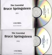 Bruce Springsteen RARE PROMO 2x CD The Essential