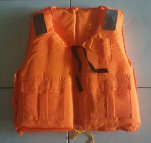 1995 Work Life Jacket For Ships