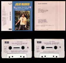 JULIO MADRID - SPAIN CASSETTE M 60 - PIDEME / CIELO Y SOL / MALA, MALA...