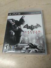 Batman Arkham City PlayStation 3 PS3 Warner Bros