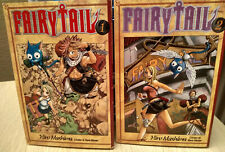 Fairy Tail - Mashima, Hiro Manga 1-2