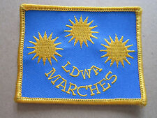 LDWA Marches Walking Hiking Cloth Patch Badge (L2K)