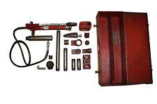 Blackhawk -power Hydraulikhandpumpe 10 Tons including Accessories/P 76