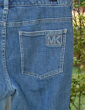 Michale Kors MK pocket straight leg jeans Size 8