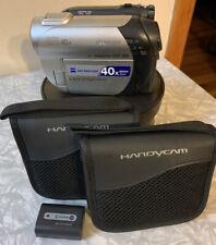 Sony / Handycam - Carl Zeiss 40X Camera