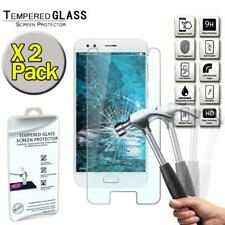 2 Pack Tempered Glass Screen Protector Cover For Asus ZenFone 4 ZE554kl