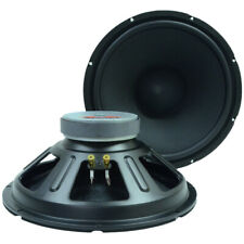 "Seismic Audio TWO 15"" Replacement PA SPEAKERS - DRIVERS -LOUDSPEAKERS"