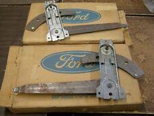 NOS OEM Ford 1980 1996 F150 Truck Bronco Window Regulators 1981 1982 1983 1984 +