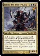 MTG magic cards 1x x1 Light Play, English Sedris, the Traitor King Shards of Ala