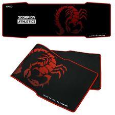 Ocupó PC Laptop Juegos Mouse Mat Pad grandes Extended versión Pro Edición Antideslizante